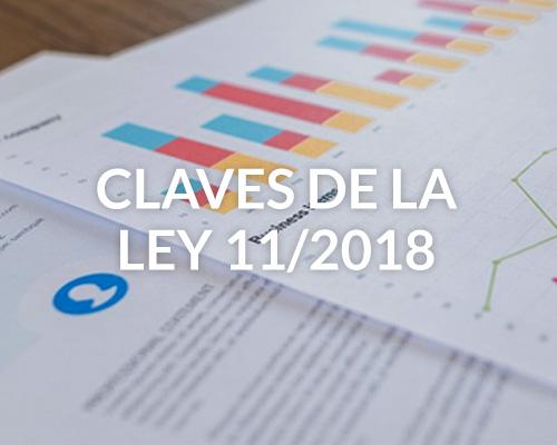 Seis preguntas clave sobre la nueva Ley 11/2018* en materia de información no financiera de naturaleza ambiental